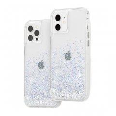 【キラキラと輝く美しさ!+抗菌仕様】iPhone 12 / iPhone 12 Pro 共用 Twinkle Ombré - Stardust w/ Micropel