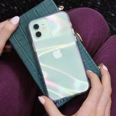 【シャボン玉をイメージした鮮やかさ+抗菌仕様】iPhone 12 mini Soap Bubble w/ Micropel