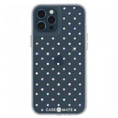 【宝石のように輝くケース+抗菌仕様】iPhone 12 Pro Max Iridescent Gems w/ Micropel