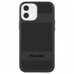 【Pelican × Case-Mate 抗菌仕様】iPhone 12 mini Pelican Protector - Black w/ Micropel