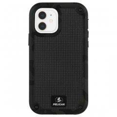 【Pelican × Case-Mate 抗菌仕様】iPhone 12 mini Pelican Shield - Camo Green G10 w/ Micropel ホルスターセット