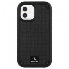【Pelican × Case-Mate 抗菌仕様】iPhone 12 mini Pelican Shield - Black G10 w/ Micropel ホルスターセット