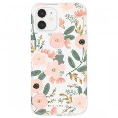 【RIFLE PAPER × Case-Mate】iPhone 12 mini RIFLE PAPER - Wildflowers w/ Micropel