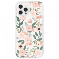 【RIFLE PAPER × Case-Mate】iPhone 12 Pro Max RIFLE PAPER - Wildflowers w/ Micropel