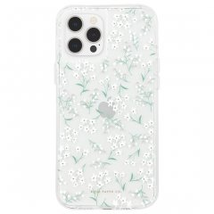 【RIFLE PAPER × Case-Mate】iPhone 12 Pro Max RIFLE PAPER - Embellished Petite Fleurs w/ Micropel
