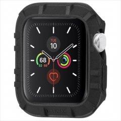 【Pelican × Case-Mate】Apple Watch 6,SE,5,4,3,2,1(42mm/44mm) 抗菌・耐衝撃バンパー Protector Bumper - Black