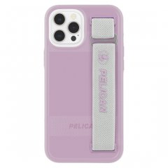 【Pelican × Case-Mate 抗菌仕様】iPhone 12 Pro Max Pelican Protector Sling - Mauve Purple w/ Micropel