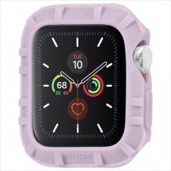 【Pelican × Case-Mate】Apple Watch 6,SE,5,4,3,2,1(42mm/44mm) 抗菌・耐衝撃 Protector Bumper - Mauve Purple