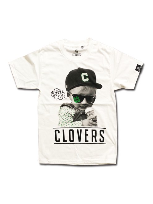 CLOVERS BABY T SHIRTS〈KIDS〉