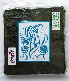 【1セットならネコポスOK】焼のり 徳用30枚入(10枚×3袋)