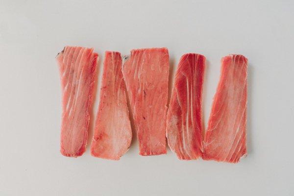 【FISH MARKET限定】(冷凍)天然メバチまぐろの中落ち2kg
