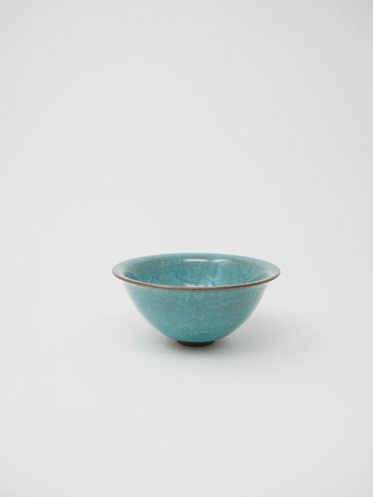 青磁茶碗 / 大橋 哲哉