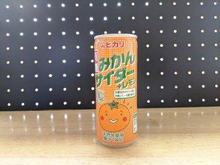 みかんサイダー+レモン