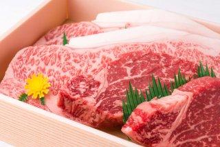 ◆期間限定・年末特価12/25まで◆お歳暮に最適!黒毛和牛 特選ステーキセット