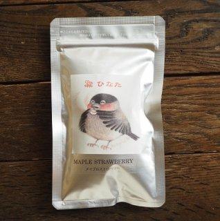 フレーバー紅茶(小鳥ラベル赤)