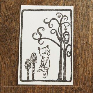 トケ「実のなる木」カード
