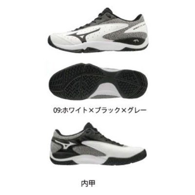 <img class='new_mark_img1' src='https://img.shop-pro.jp/img/new/icons15.gif' style='border:none;display:inline;margin:0px;padding:0px;width:auto;' />MIZUNO WAVE FLASH WIDE AC(ウェーブフラッシュWIDE AC)<BR>61GA193009<BR>