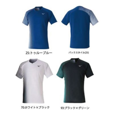 <img class='new_mark_img1' src='https://img.shop-pro.jp/img/new/icons15.gif' style='border:none;display:inline;margin:0px;padding:0px;width:auto;' />MIZUNO ゲームシャツ<BR>62JA0008<BR>