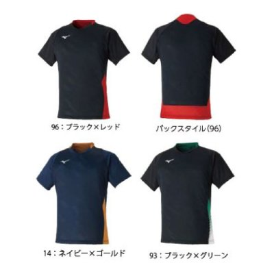<img class='new_mark_img1' src='https://img.shop-pro.jp/img/new/icons15.gif' style='border:none;display:inline;margin:0px;padding:0px;width:auto;' />MIZUNO ゲームシャツ<BR>72MA0001<BR>