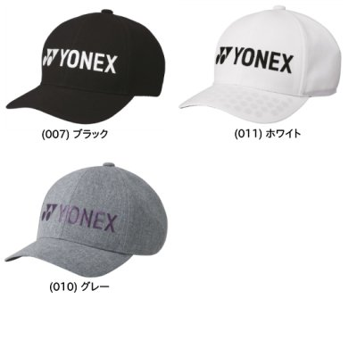 <img class='new_mark_img1' src='https://img.shop-pro.jp/img/new/icons15.gif' style='border:none;display:inline;margin:0px;padding:0px;width:auto;' />YONEX UNI キャップ <BR>40063<BR>