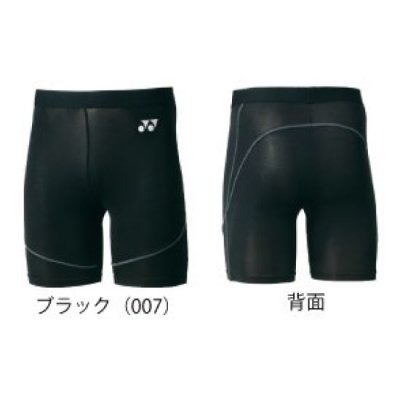 <img class='new_mark_img1' src='https://img.shop-pro.jp/img/new/icons15.gif' style='border:none;display:inline;margin:0px;padding:0px;width:auto;' />YONEX UNI ハーフスパッツ<BR>STB-F2003<BR>