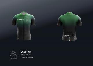 Pro-carbon C6 Steles jersey(B-53_FOREST)