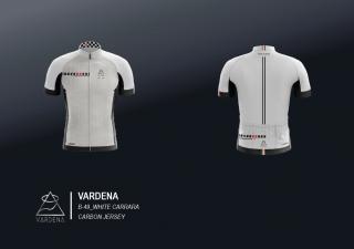 Pro-carbon C6 Steles jersey(B-49_WHITE CARRARA)