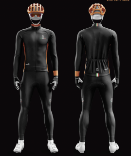 Full Carbon Thermo Jacket