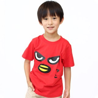 Tシャツ 赤鷲【KIDS】