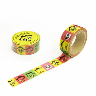 マスキングテープ(カラフル)