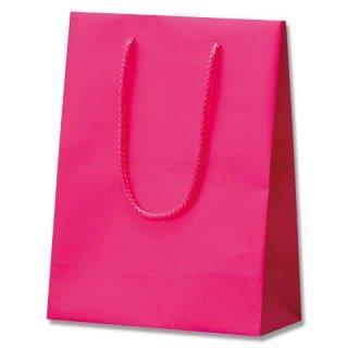 ギフト紙袋 ブライトバッグ ラズベリーピンク 大