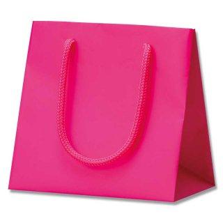 ギフト紙袋 ブライトバッグ ラズベリーピンク 中