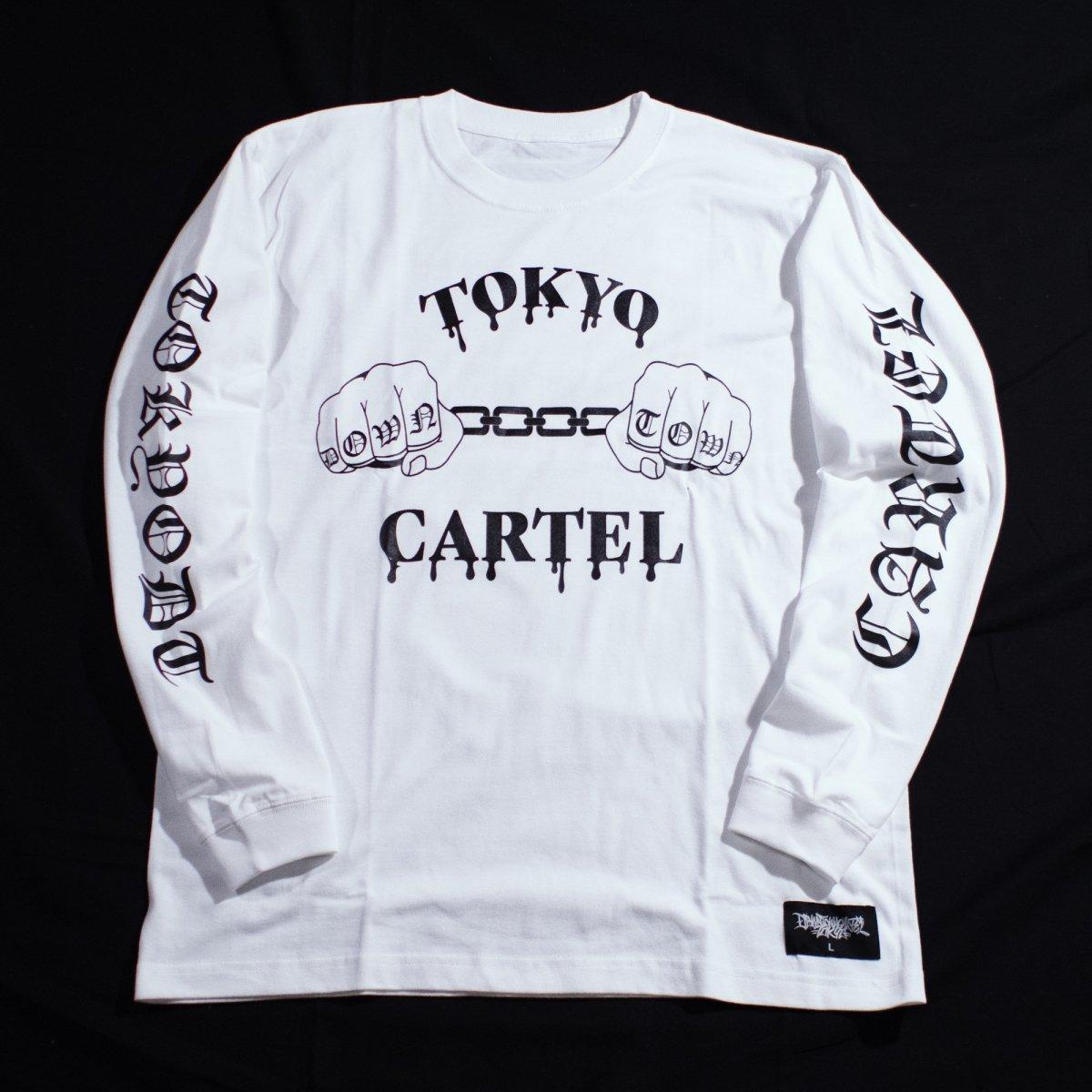 TOKYO CARTEL LS WHITE
