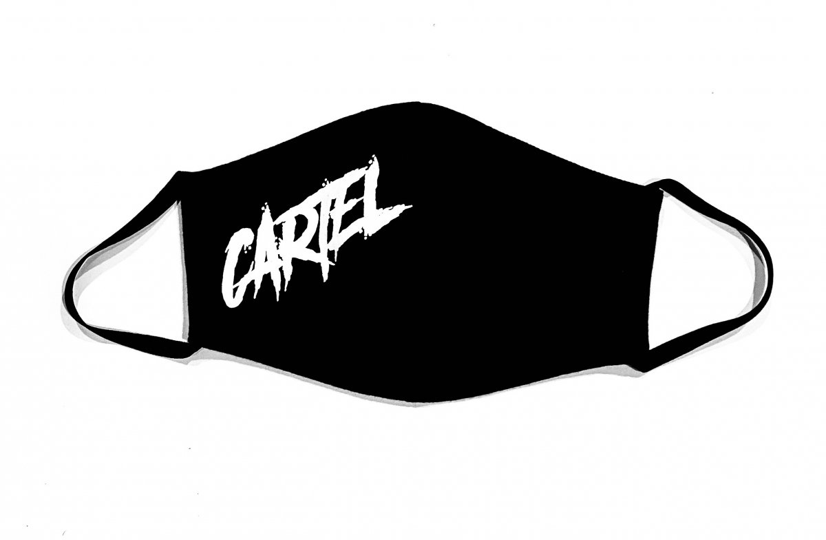 CARTEL BLACK MASK