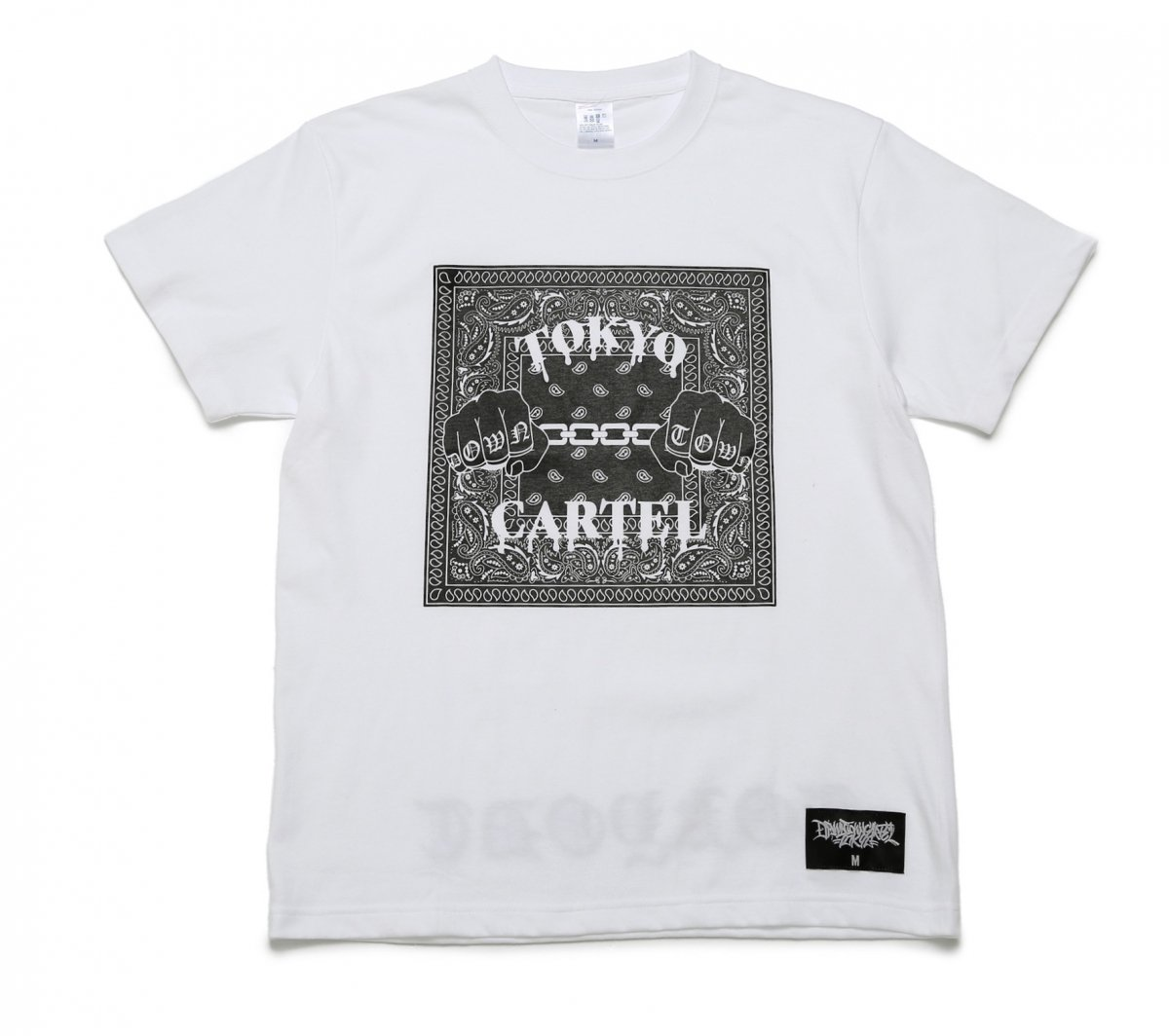 TOKYO CARTEL PAISLEY TEE