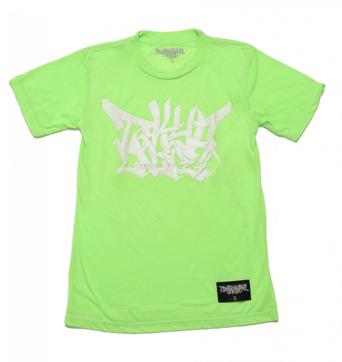 NEON GREEN TEE