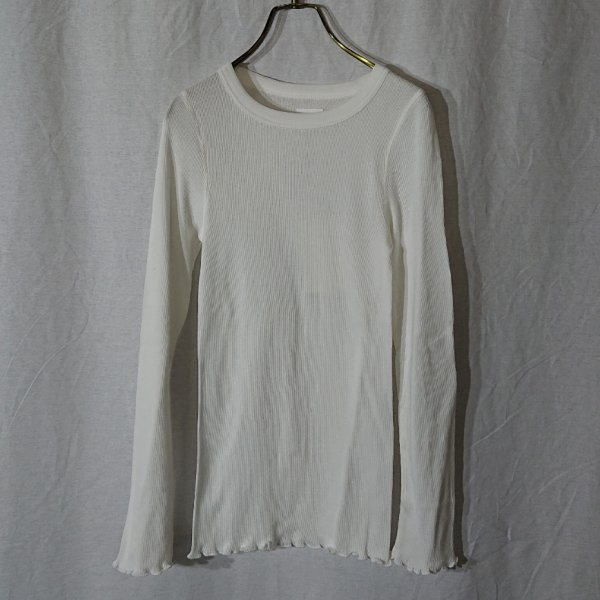 <img class='new_mark_img1' src='https://img.shop-pro.jp/img/new/icons13.gif' style='border:none;display:inline;margin:0px;padding:0px;width:auto;' />Gauze# COTTON CASHMERE TERECO L/S T-SH