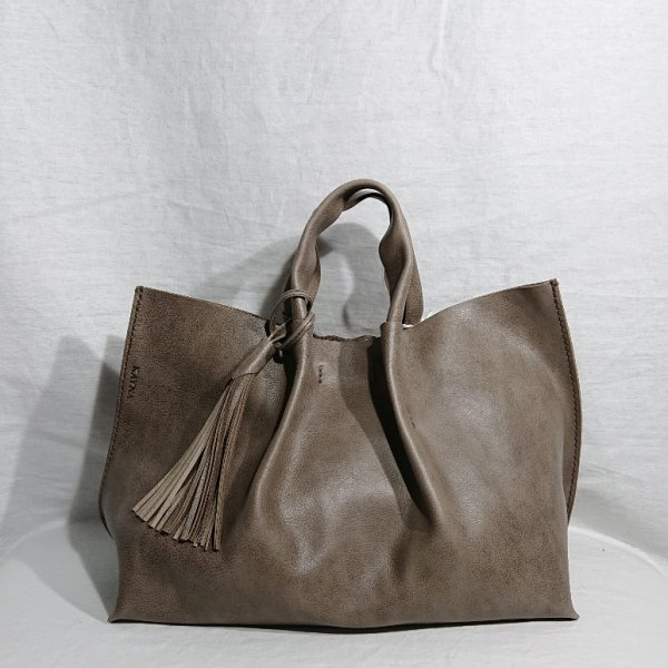 KAYNA Leather Tote (Kay)