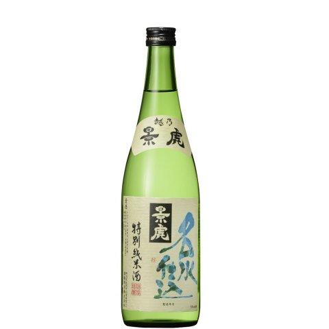 越乃景虎 名水仕込 特別純米酒<br>【720ml】