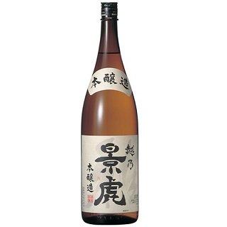 越乃景虎 本醸造<br>【1800ml】