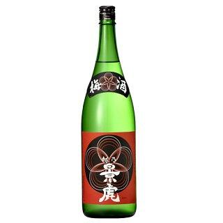 越乃景虎 梅酒<br>【1800ml】