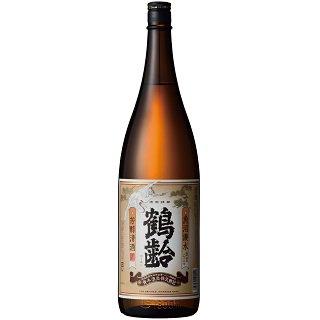 鶴齢 芳醇清酒<br>【1800ml】