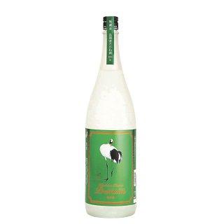 越の鶴 プレミアム純米酒 たかね錦<br>【1800ml】