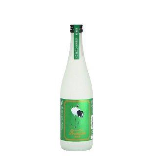 越の鶴 プレミアム純米酒 たかね錦<br>【720ml】
