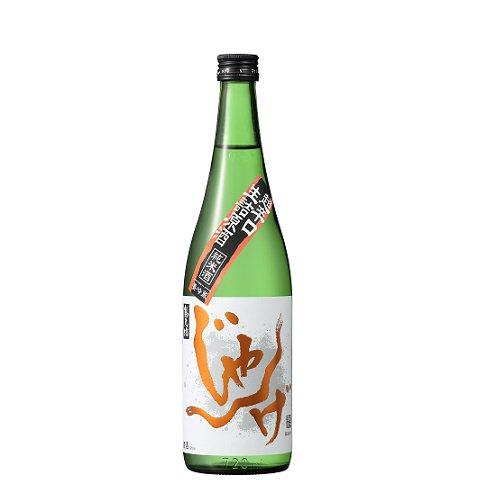 想天坊 じゃんげ 超辛口 純米生詰原酒 橙蛇<br>【720ml】