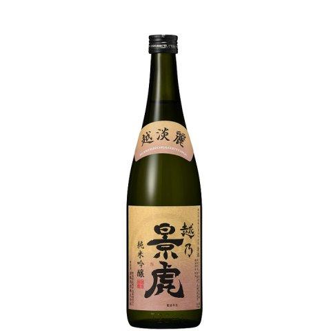 越乃景虎 越淡麗 純米吟醸<br>【720ml】