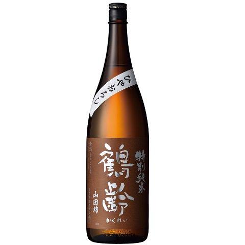 鶴齢 特別純米酒 ひやおろし<br>【1800ml】
