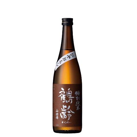 鶴齢 特別純米酒 ひやおろし<br>【720ml】