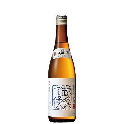 八海山 しぼりたて原酒 越後で候(青)<br>【720ml】