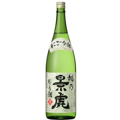 越乃景虎 にごり酒<br>【1800ml】